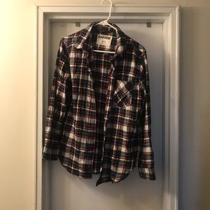 Garage plaid shirt size medium